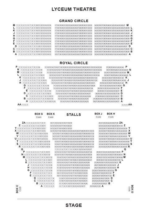 lyceum theatre floor plan lyceum theatre london the lion king at lyceum london