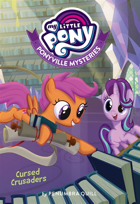 ponyville mysteries cursed crusaders   pony