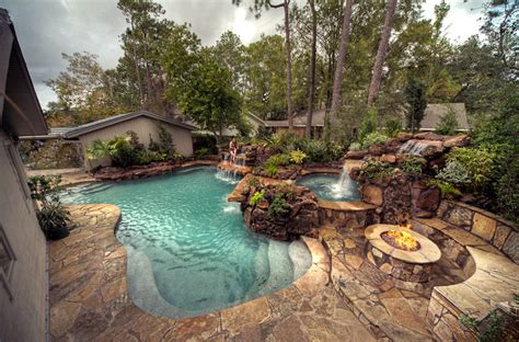 luxury backyards john guild photography pools luxury pools garden