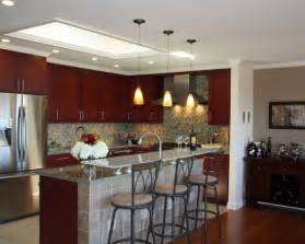 Overhead Kitchen Lighting Kitchen Ceiling Lights Ideas Design Ideas Pictures Remodel And Decor
