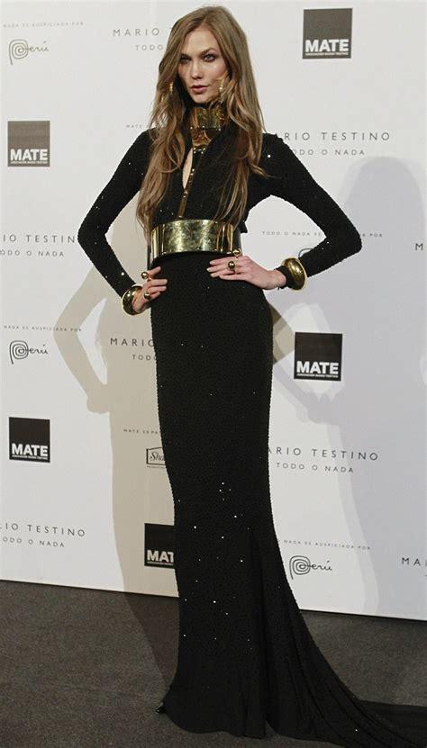 Lash 26mm Dress To Impress guests at mario testino s charity take inspiration