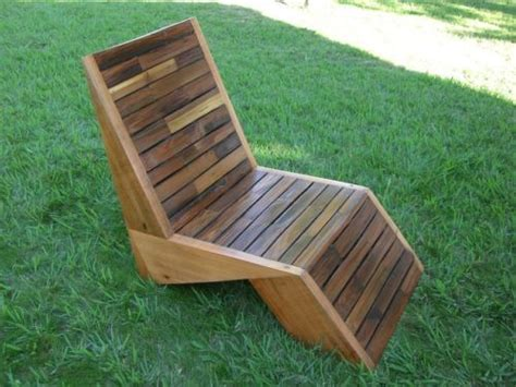 reclaimed wood deck chair lawn chair ebay outdoor
