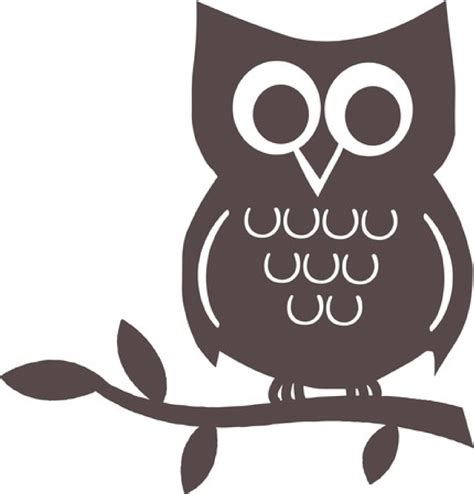 printable owl stencils best owl stencil printable best design for you 1160