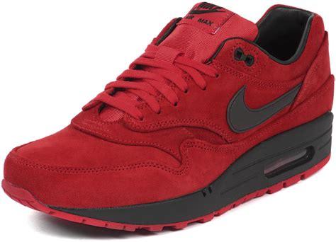 sepatu nike airmax one pink black nike air max 1 shoes black