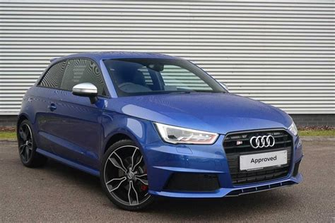 used 2016 audi a1 s1 tfsi quattro 3dr for sale in cheshire