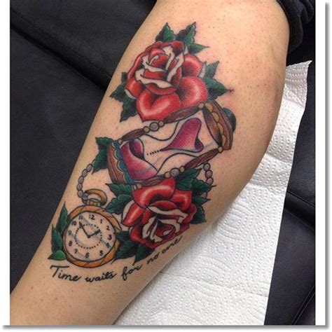 tattoo rescue watch online 110 cool pocket watch tattoos that are totally badass