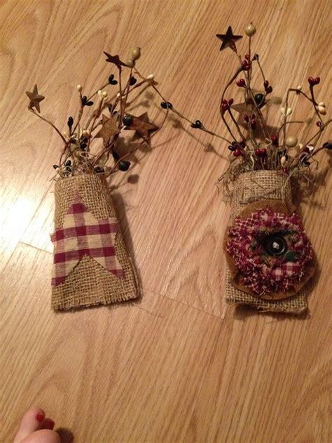 best 25 easy primitive crafts ideas on pinterest