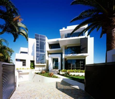 imagenes de casas minimalistas en australia casa moderna cerca del mar excentricidad y estilo casas y