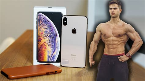 Is Iphone Xs Worth It by Iphone Xs Max Gold Unboxing Is It Worth It