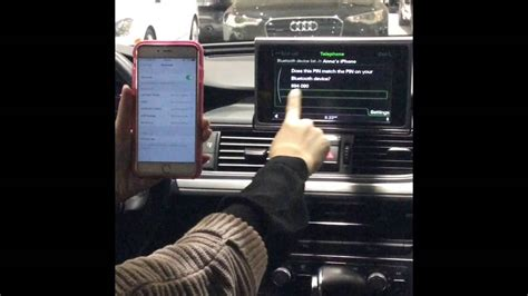 Audi A6 Connect by How To Connect Bluetooth To Your 2014 Audi A6 With