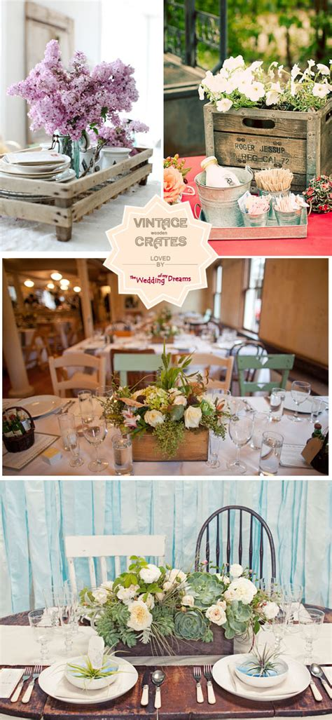 vintage wedding table decorations uk wooden apple crates for weddings will be back in stock