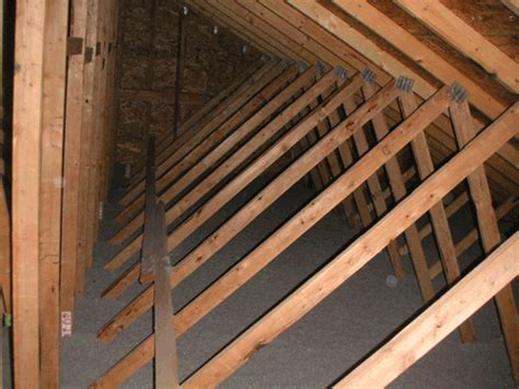 load requirements for roofs broken roof rafter split roof rafter