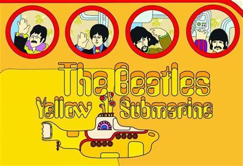 cinema arts centre  beatles yellow submarine