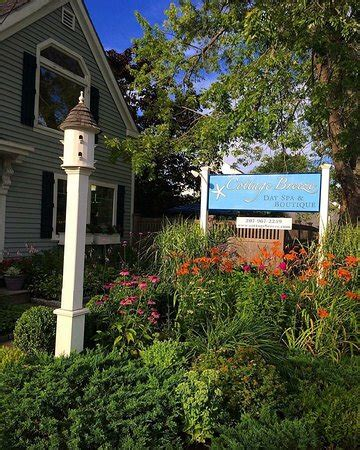 The Cottage Day Spa by Cottage Day Spa Boutique Kennebunkport 2017