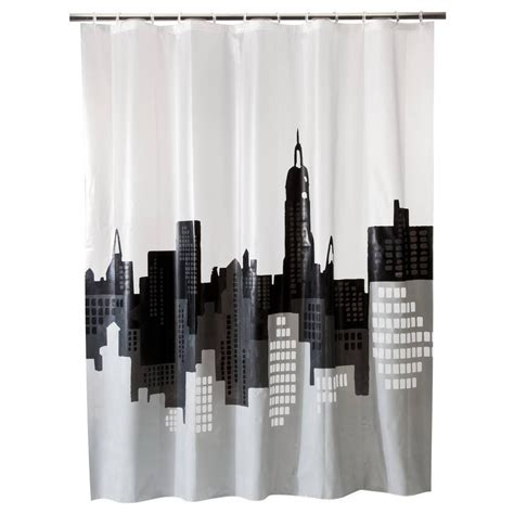 cityscape shower curtain 13 cityscape d 233 cor ideas for your urban dwelling
