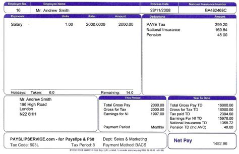 editable payslip template 10 payslip templates word excel pdf formats