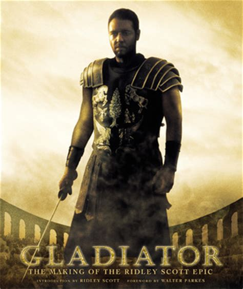 gladiator film book gladiator the making of the ridley scott epic by diana