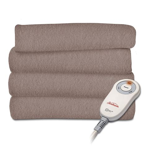 Cost Of Using Electric Blanket by 10 Best Electric Heated Blanket Reviews 2018 Choice