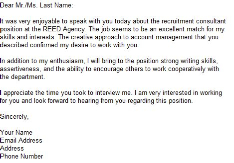 Email Cover Letter Follow Up Follow Up Email After Search Results