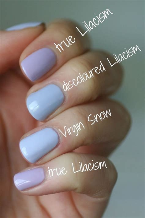 essie colors best 25 essie lilacism ideas on nail