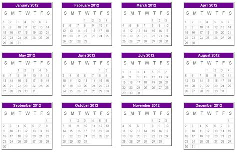 printable yearly calendar for 2012 quentin sacco 2006 yearly calendar