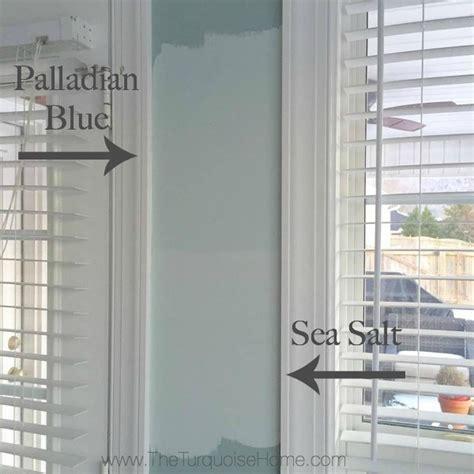sea salt vs palladian blue sea salt vs palladian blue choose paint colors without regrets