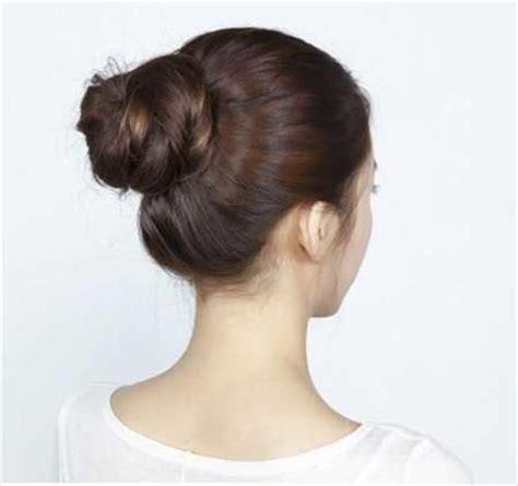 korean hairstyles buns 42 best korean hairstyle images on pinterest korean