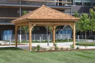 Outdoor Gazebo Plans by Montpellier