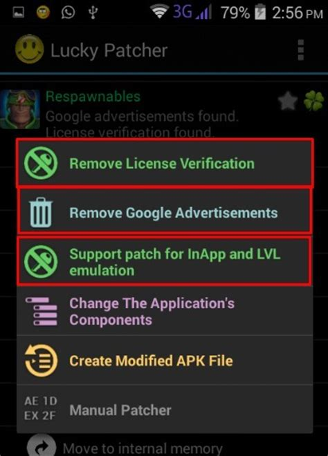 cracked android apps how to and patch any android apps using lucky patcher