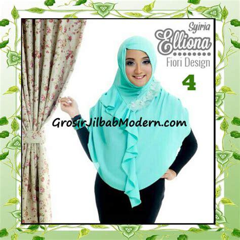 Jilbab Langsung jilbab langsung pakai terbaru syria elliona by fiori design no 4 grosir jilbab modern jilbab
