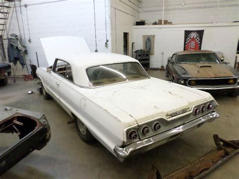 chevrolet impala  hotrod project car  sale