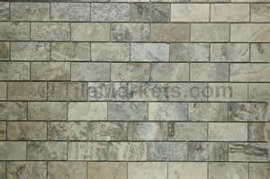 travertine subway tile silver 2x4 tilemarkets 174