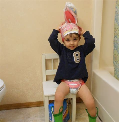 little girl wearing huggies pull up diapers my grandson using huggies pull up training pants he