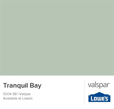 tranquil color paint tranquil bay from valspar beach house pinterest
