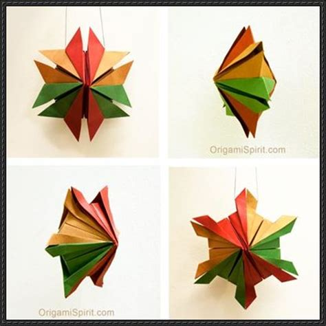 how to make origami decorations papercraftsquare new paper craft how to make an