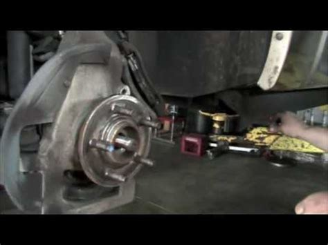 Front Wheel Bearing Youtube