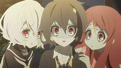 Anime Zombieland Saga by Nueva Imagen Promocional Anime De Zombieland Saga