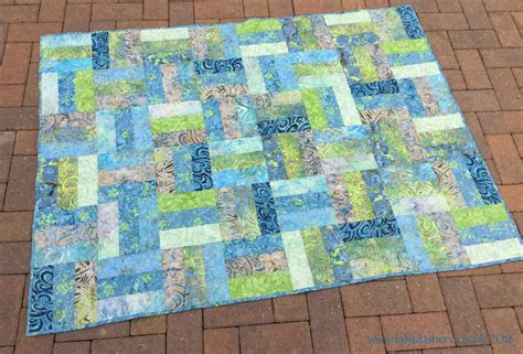quilt pattern rail fence fabadashery longarm quilting tonga treat rail fence quilt