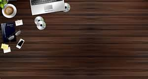 wooden desk for desk background powerpoint backgrounds for free