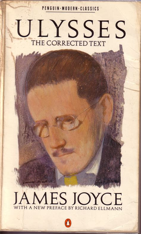 ulysses the original james joyce r j dent
