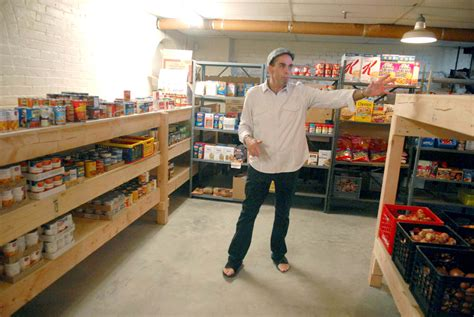 Plainfield Food Pantry plainfield food pantry has new site new director news the bulletin norwich ct