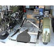Indian Chief Sidecar CAV WWII Motorcycle Harley WLAMPG