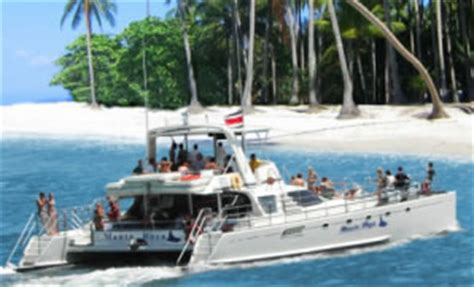 catamaran costa rica isla tortuga costa rica tours adventure travel vacations and