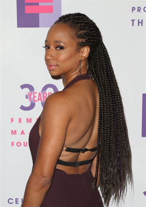 Block Braids Hairstyles by Block Braids 8 Who Ll Tempt You Try This Gorgeous