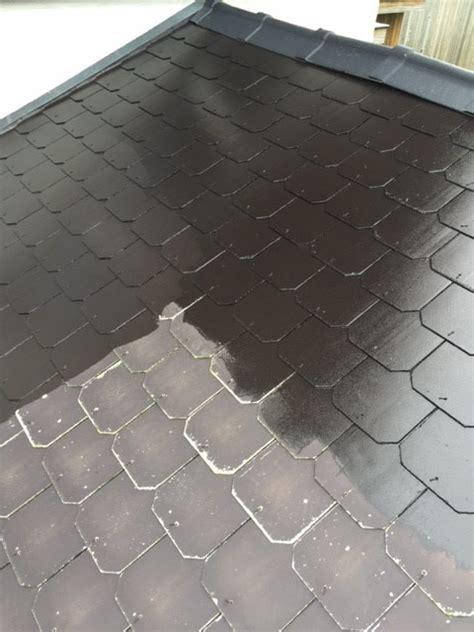 leien schilderen schilderen van leien dak te assebroek schaeverbeke