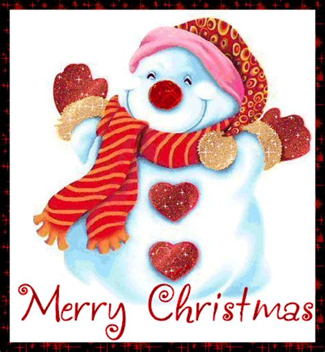 christmas cards  merry christmas animation clip arts