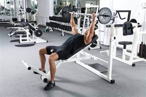 correct incline bench press form how to create the ultimate upper chest workout