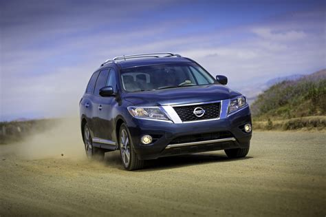 nissan pathfinder 2013 2013 nissan pathfinder official specs images released