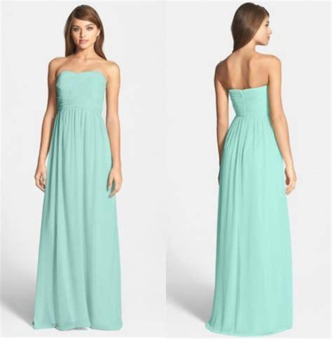 mint colored bridesmaid dresses mint bridesmaid dresses preppy wedding style