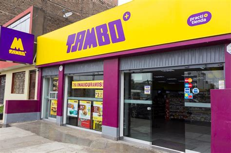 About Cerro Retail Great Retail Prev 233 Abrir 100 Tiendas Tambo Por A 241 O